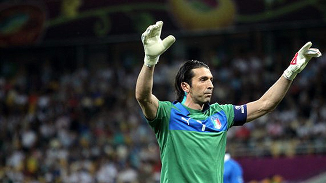 af29f2e4a94 Football legend Buffon opens up about his mental health